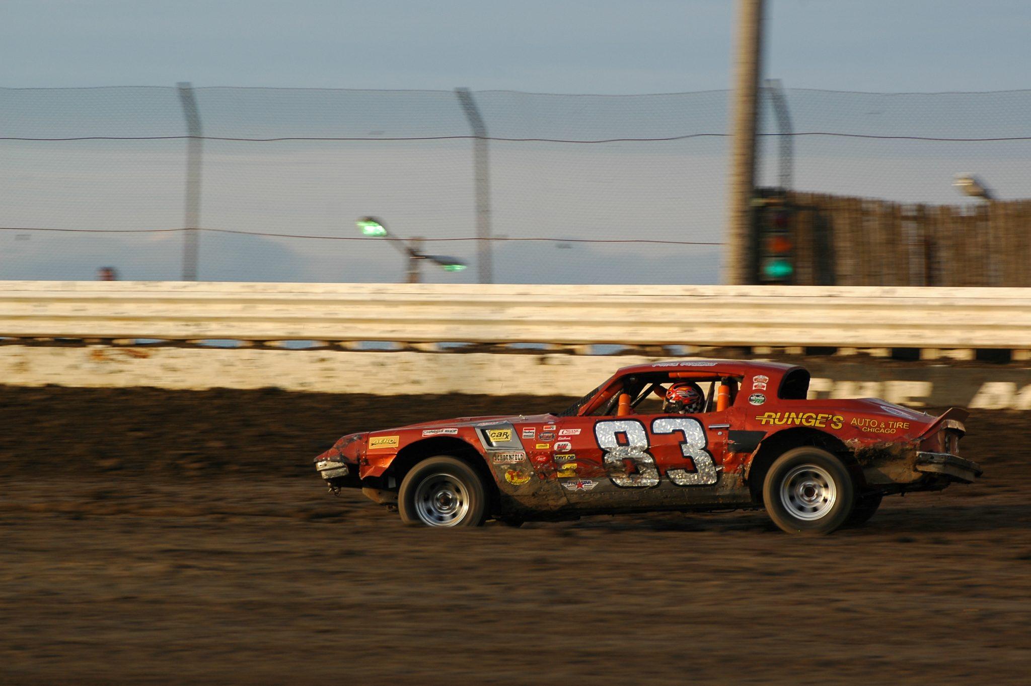 #83 Chevy Camaro